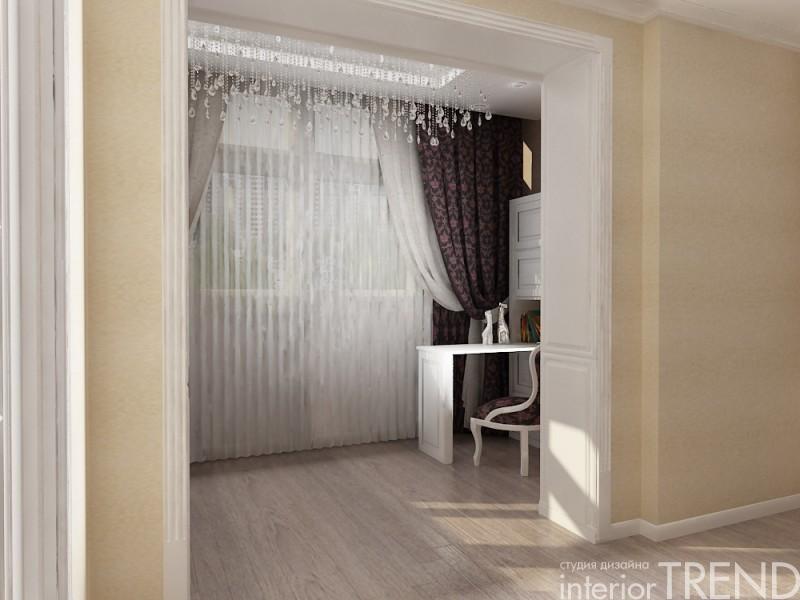 Фото балкон соединен с залом. - фото отчет - каталог статей .