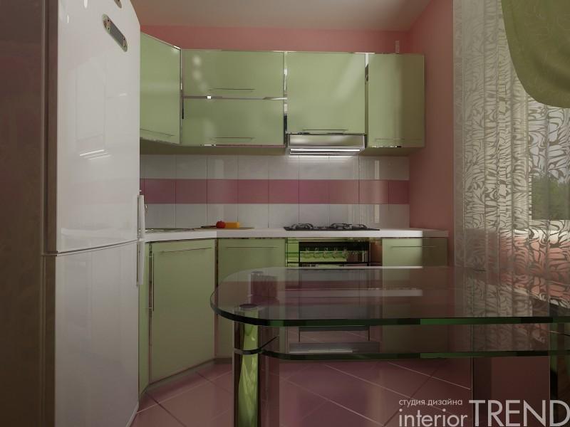 Кухня в 3 метра дизайн фото