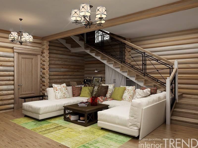 Интерьер деревянного дизайн проекты
