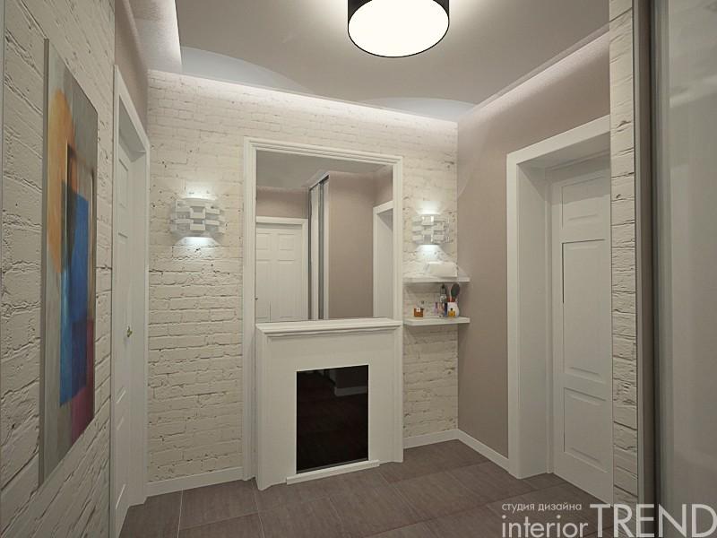 Дизайн проект 2-х комнатной квартиры