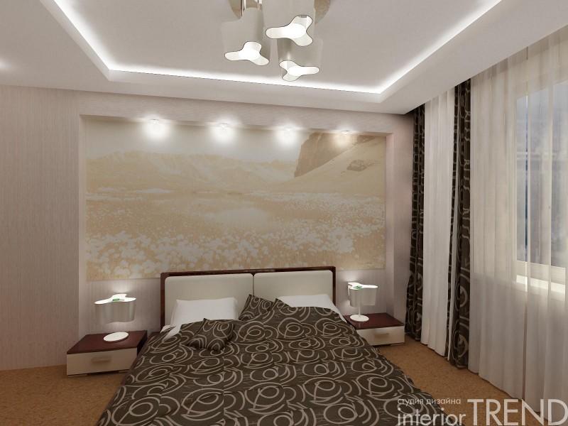 Реальный дизайн спальни фото